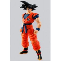 Dragon Ball Z Son Goku Figura 15cm Model Kit Figure-Rise