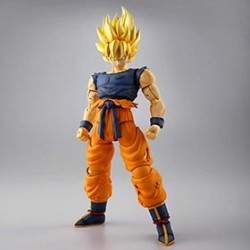 Dragon Ball Goku SS Son Goku  Model Kit Figure-Rise