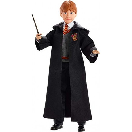 Ron Weasly saga Harry Potter de Mattel
