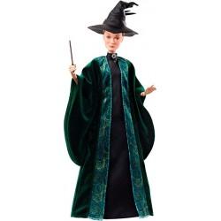 Profesora Mcgonagall saga Harry Potter de Mattel