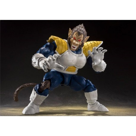 Great Vegeta Ape Figura 35 CM Dragon Ball Z SH Figuarts Tamashii Web Exclusive