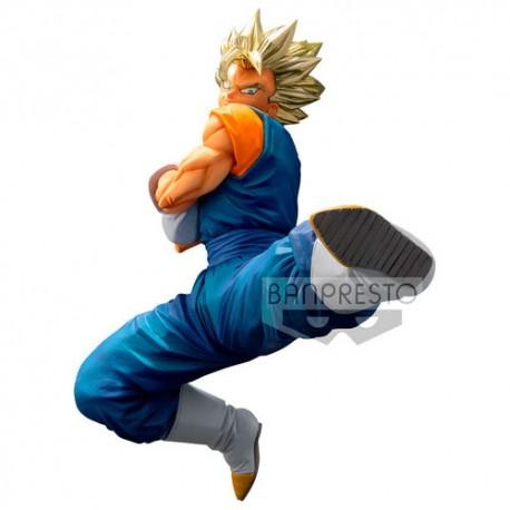 Figura Super Saiyan Vegetto Special VIII Blood of Saiyans Dragon Ball Z 15cm Banpresto