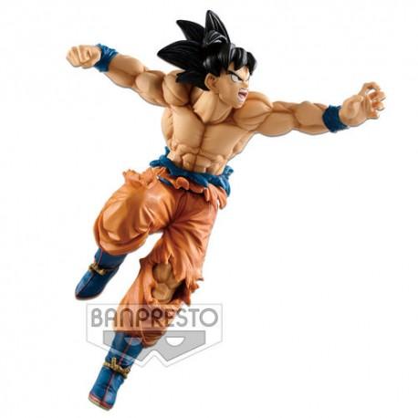 Figura Son Goku Super Tag Dragon Ball 18cm Banpresto