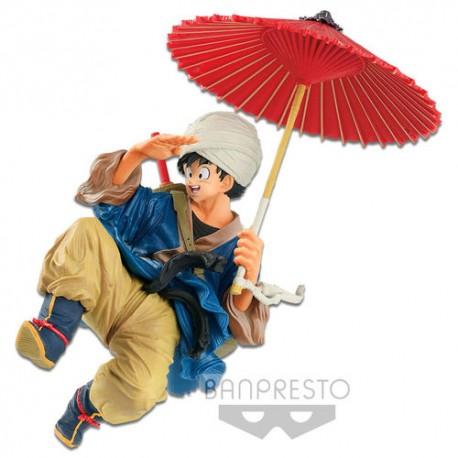Figura Son Goku BWFC Dragon Ball Z 18cm Banpresto