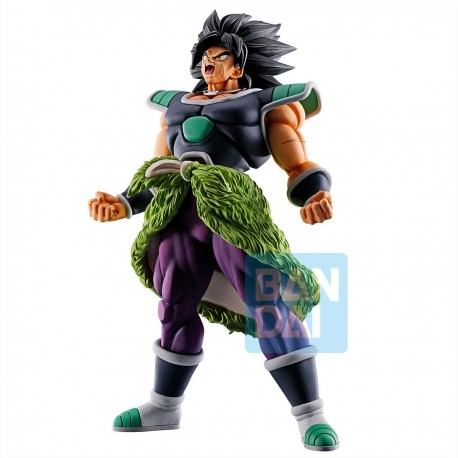 Figura Broly History of Rivals Dragon Ball Super 26cm Ichiban