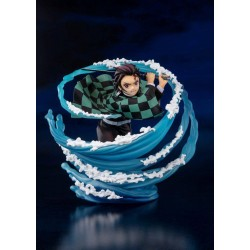 Demon Slayer Kimetsu no Yaiba Estatua PVC FiguartsZERO Kamado Tanjiro Breath of Water 15 cm Figuarts Zero