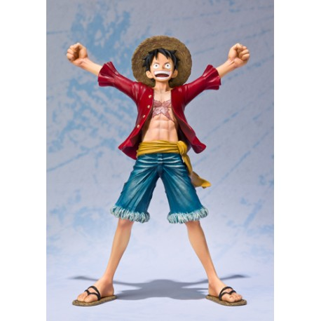 One Piece Figuarts Zero Monkey D. Luffy New World Version