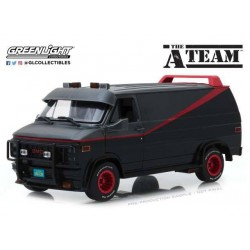 A-Team Equipo A Vehículo 1/18 1983 GMC Vandura Greenlight Collectibles