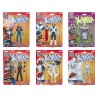 Pack X-Men de 6 Figuras 15cm Marvel Legends Retro Hasbro