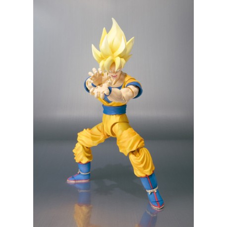 Dragon Ball SH Figuarts Son Goku Super Saiyan