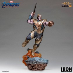 Vengadores Endgame Estatua BDS Art Scale 1/10 Thanos 36 cm Iron Studios