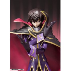 SH Figuarts Lelouch Lamperouge (Zero R2 Ver.) Code Geass: Lelouch of the Rebellion R2