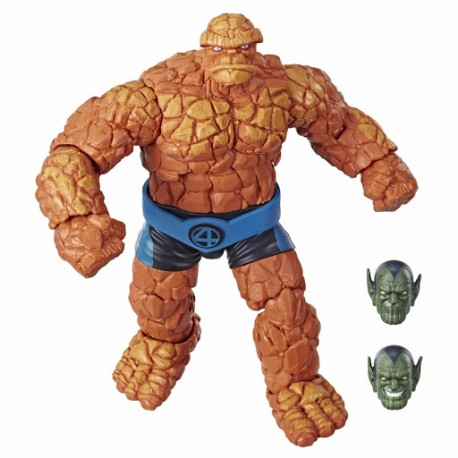 Thing La Cosa Figura 19cm Marvel Legends Hasbro