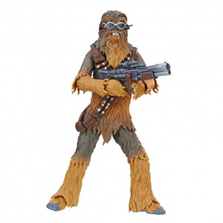 Star Wars Solo Black Series Figura 2018 Chewbacca Exclusive 15 cm Hasbro