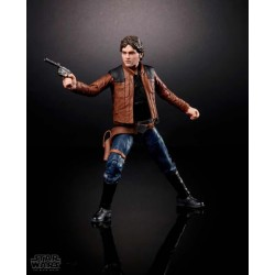Han Solo SM Figura 15 cm Star Wars Black Series Hasbro Han Solo Movie