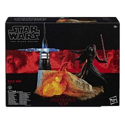 Kylo Ren Ep 7 Figura 24,5 cm Star Wars Black Series Centerpiece Hasbro