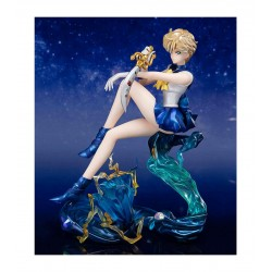 Sailor Urano Figura 16,5 cm Sailor Moon Figuarts Zero Tamashii Web Exclusive
