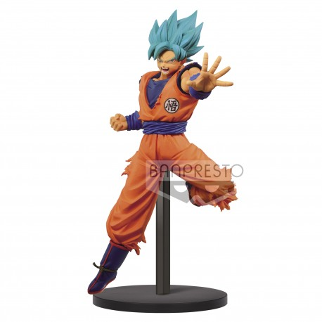 Dragon Ball Super Chosenshiretsuden II vol.4 SSGSS Son Goku Banpresto