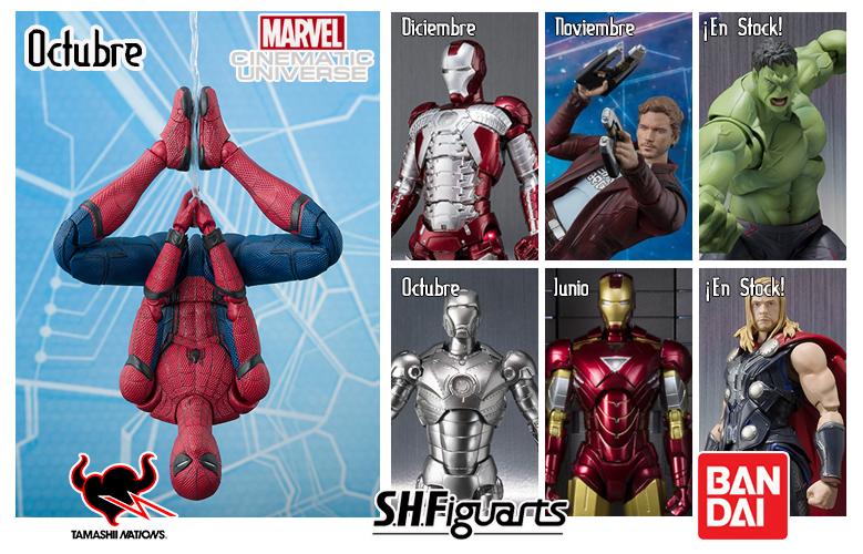 Bandai SH Figuarts - Marvel Comics