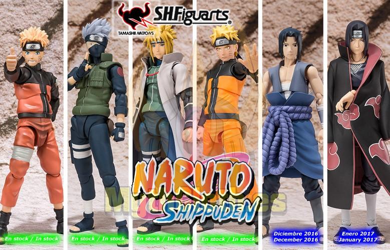 Naruto - Bandai SH Figuarts