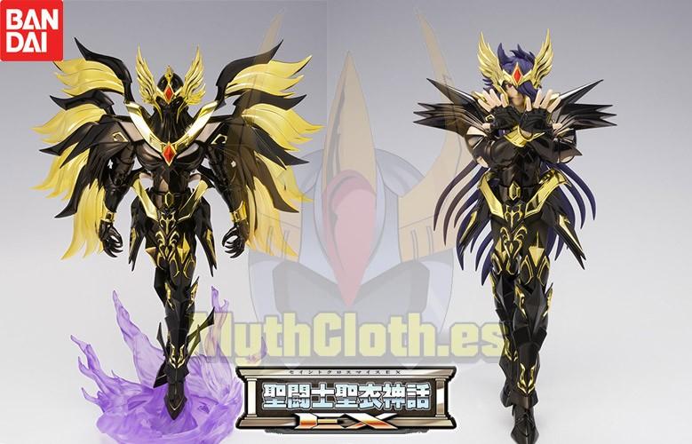 BANDAI. Myth Cloth EX Loki Soul of Gold