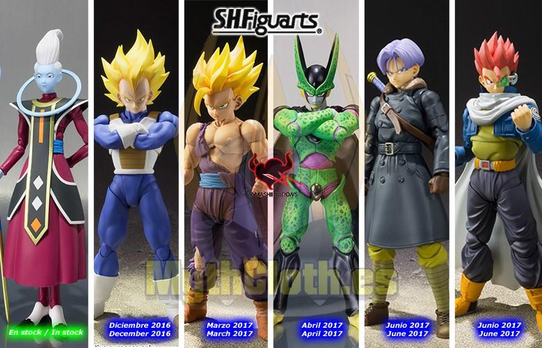 Dragon Ball - Bandai SH Figuarts