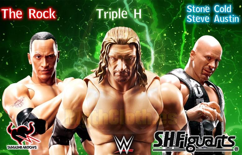 WWE SH Figuarts