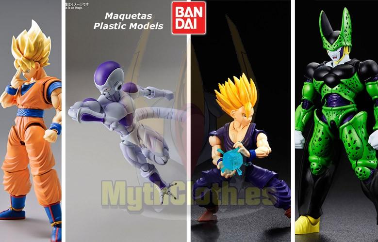 Bandai - Dragon Ball Plastic Model