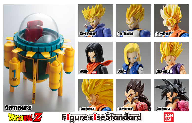 Bandai Model Kit Dragon Ball Figure-Rise