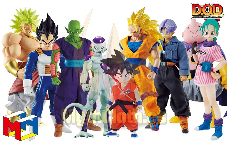 Megahouse - Dimension of Dragon Ball