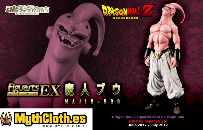 Dragon Ball Z Figuarts Zero EX Majin Buu